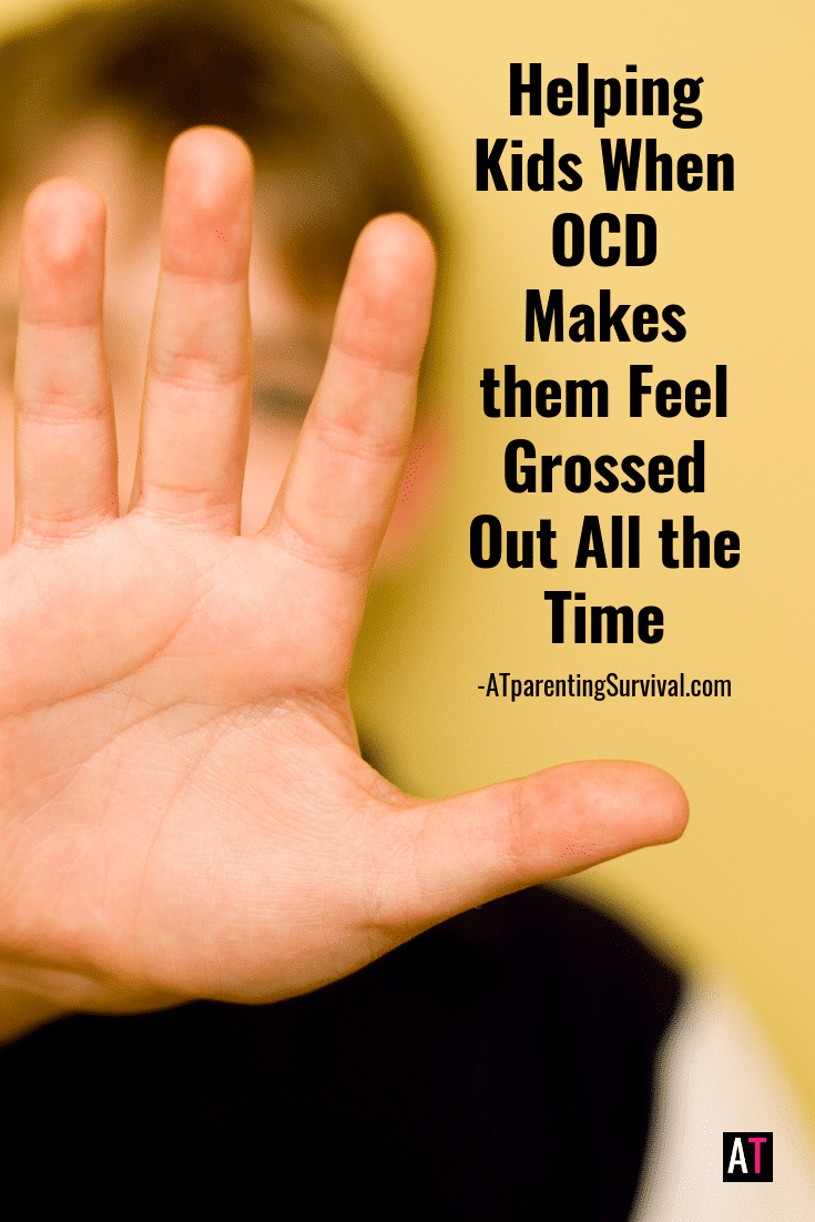 Many people don't realize that the feeling of disgust can be a big part of OCD. This week I am helping kids understand the feelings of disgust and OCD.