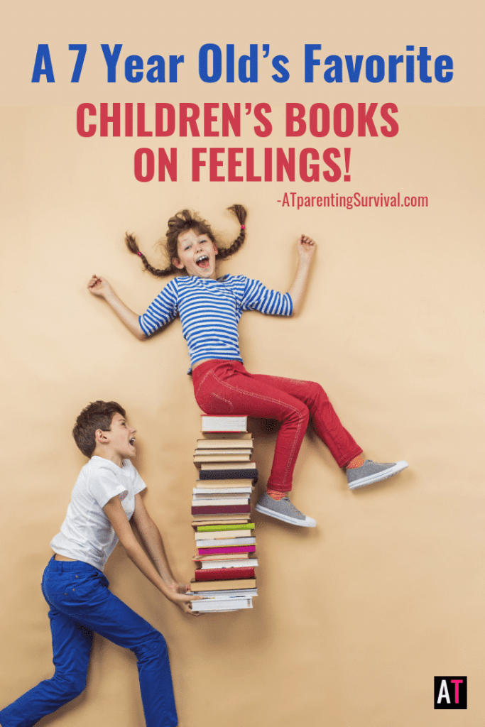 One of the best ways to teach kids about emotions is to read them children's books on feelings. Here is a review of some of our favorites!