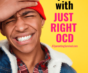 How to Help Kids with Just Right OCD