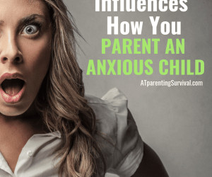 PSP 124: How Your Childhood Influences How You Parent an Anxious Child