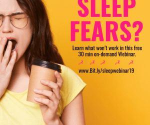 Free Webinar: 5 Mistakes to Avoid When Helping a Child Who is Scared to Sleep