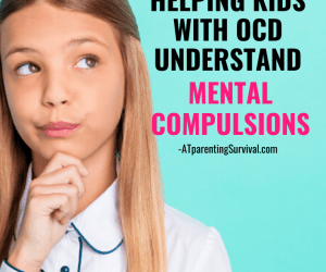 Helping Kids with OCD Understand Mental Compulsions