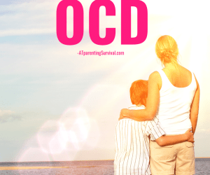 PSP 156: A Mother's Story of Raising a Child with OCD