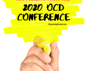 PSP 180: Important Highlights from the 2020 OCD Conference for Parents