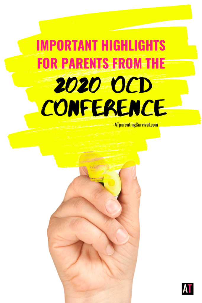 Important Highlights for Parents from the 2020 OCD Conference