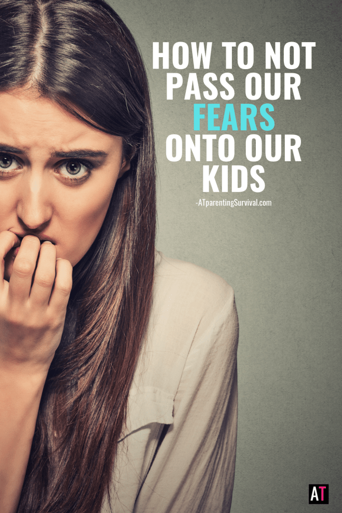 Raising anxious kids is hard, but it is also anxiety producing. I explore how we can make sure our anxiety isn't mixed in with our child's.