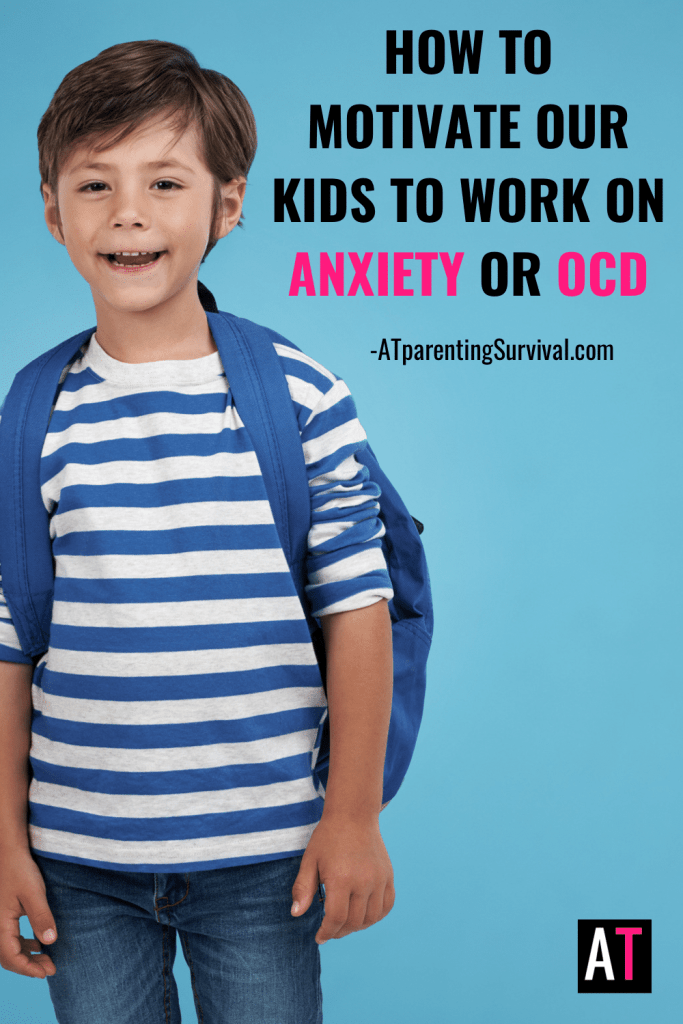 Motivating our kids to work on their anxiety or OCD can be difficult. Effective approaches to build motivation so kids will work on it