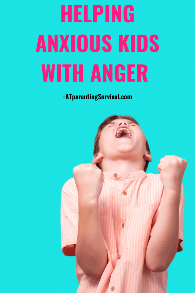 Anxiety or OCD can cause a child to be angry. Learn how to help anxious kids cope with anger and how to tell when it's the anxiety or OCD driving it.