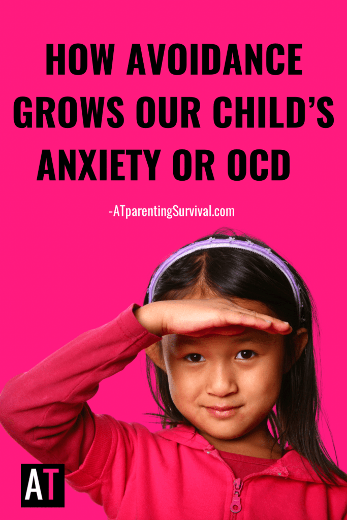 In this week's Youtube video for kids and teens, I discuss how avoidance grows their anxiety or OCD and what they can do about it!