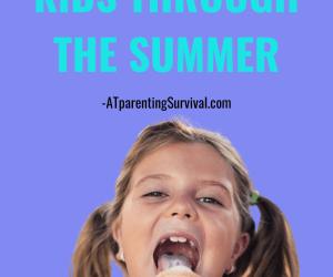 PSP 215: Helping Anxious Kids Through the Summer
