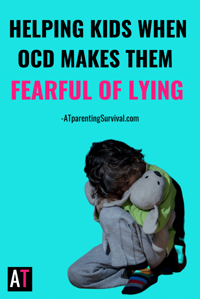 OCD can make kids fearful of lying. In this video I teach kids what to do when OCD makes them doubt if they are telling the truth.