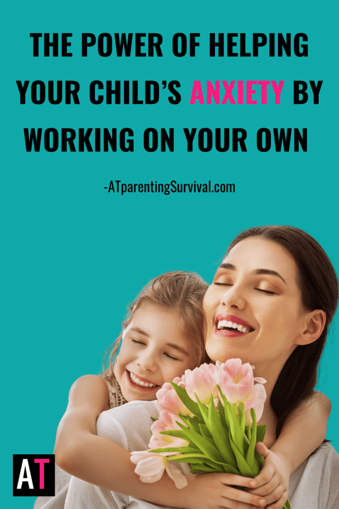 As parents we all have fears. In this episode I talk about how it can help our child's anxiety or OCD for us to work on ourselves.