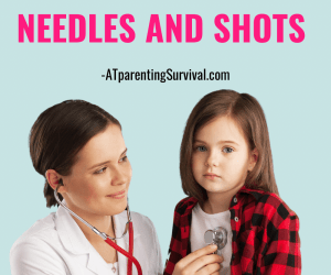 PSP 230: How to Help Kids Who are Scared of Needles and Shots