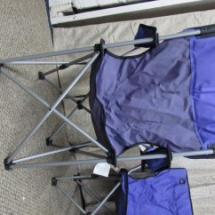 Sport Folding Chairs Chair Cover Rentals In Baltimore Maryland Lot Detail Canvas Table