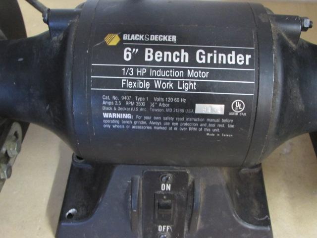 Pleasing Black Decker Bench Grinder Woodworking Machost Co Dining Chair Design Ideas Machostcouk