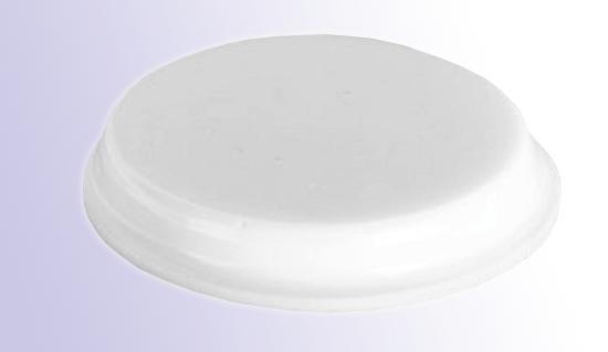 WS-24 Cylindrical Polyurethane Bumper