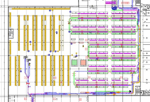choosing the right warehouse layout for