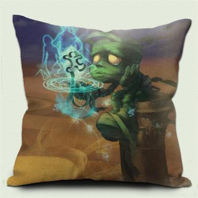League of Legends Amumu Pillow 01