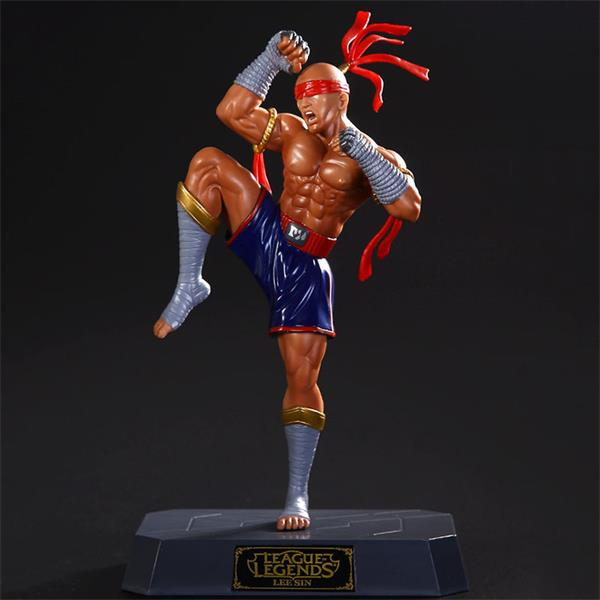 League of Legends Lee Sin Action Figure