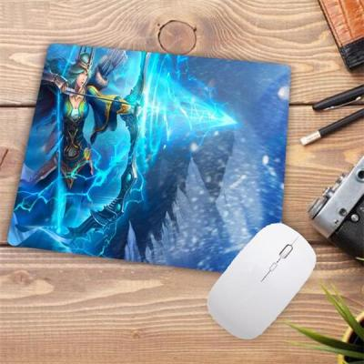 League of Legends LoL Ashe Mouse Pad