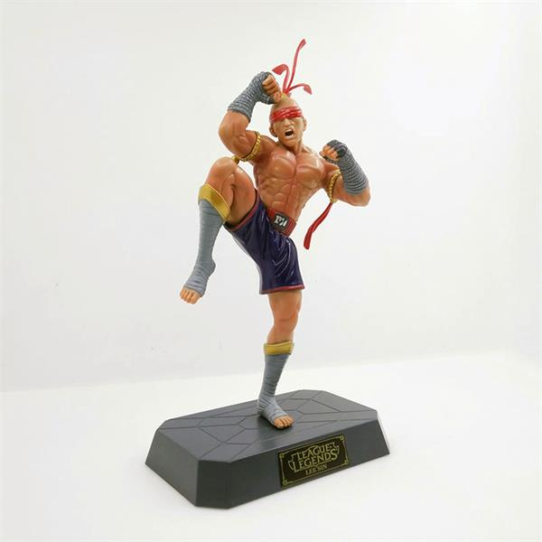 League of Legends Lee Sin Action Figure 04