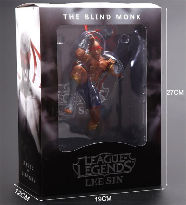 League of Legends Lee Sin Action Figure 05