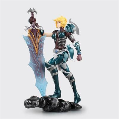 League of Legends LoL Riven Action Figure
