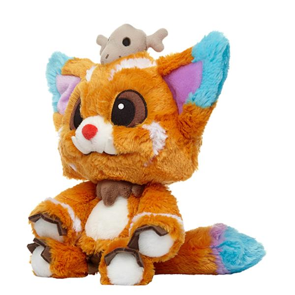 League of Legends LoL Cute Gnar Plush Toy