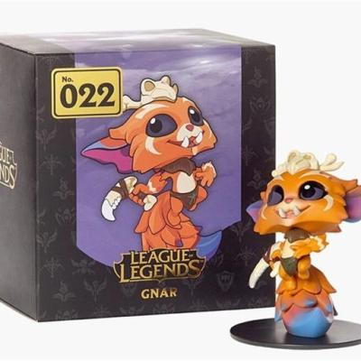 League of Legends Gnar Action Figure