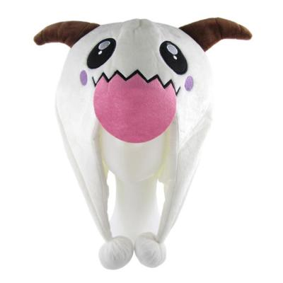 League of Legends LoL Poro Plush Hat