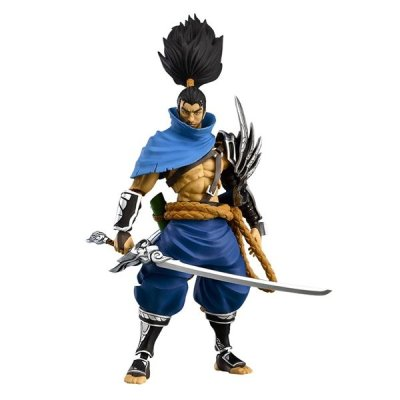 League of Legends Figma Yasuo Action Figure