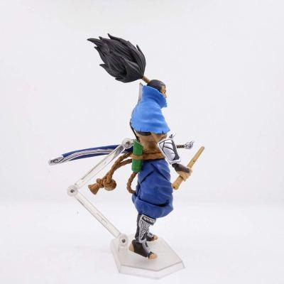 League of Legends Figma Yasuo Action Figure