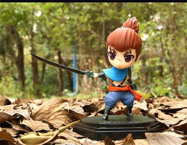 League of Legends Yasuo Action Figure