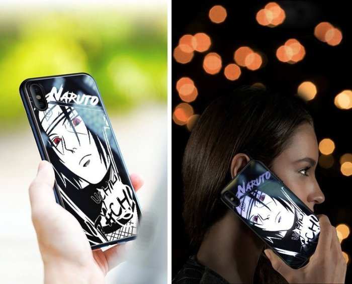 Itachi Call Light LED Case For iPhone