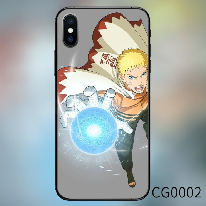 Naruto Call Light LED Case For iphone