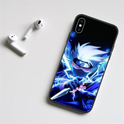 Kakashi LED Phone Case For iPhone