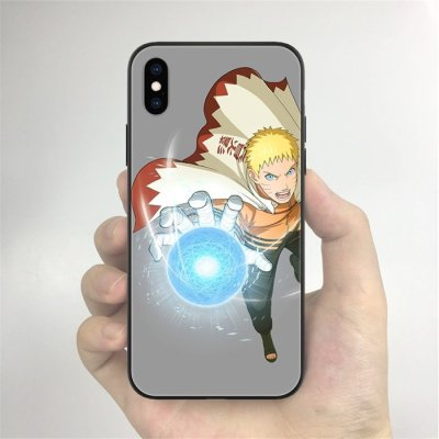 Naruto Rasengan LED Phone Case For iPhone