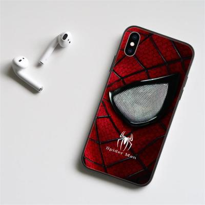Marvel Spiderman LED Phone Case For iPhone
