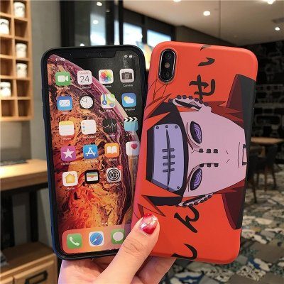 Anime Naruto Pain Phone Case For iPhone