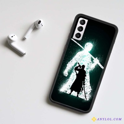 One Piece Zoro LED Phone Case For Samsung And Other Android Phones