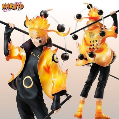 Naruto Six Paths Sage Mode Action Figure