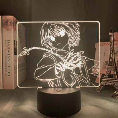 Hunter × Hunter Kurapika 16 Colors Table Lamp