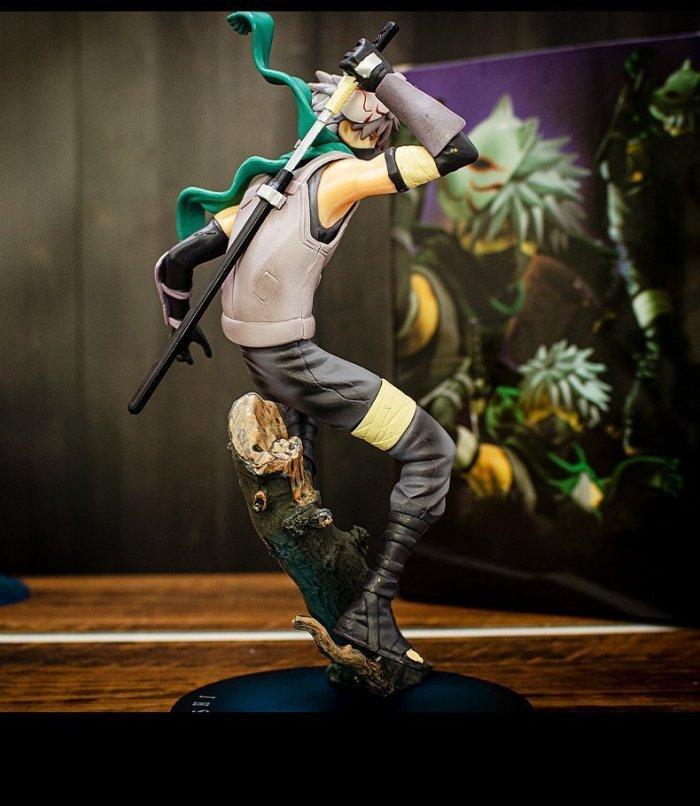 Anime Naruto Kakashi Action Figure