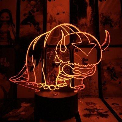 Appa 16 Colors Table Lamp