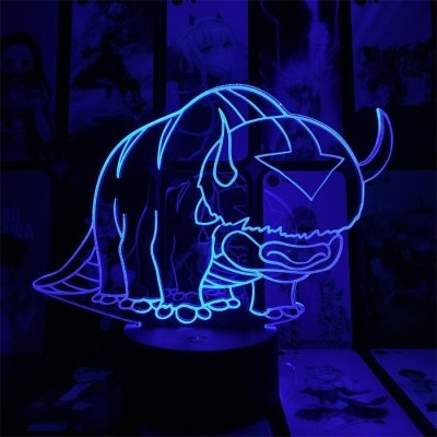 Appa 16 Colors Table Lamp