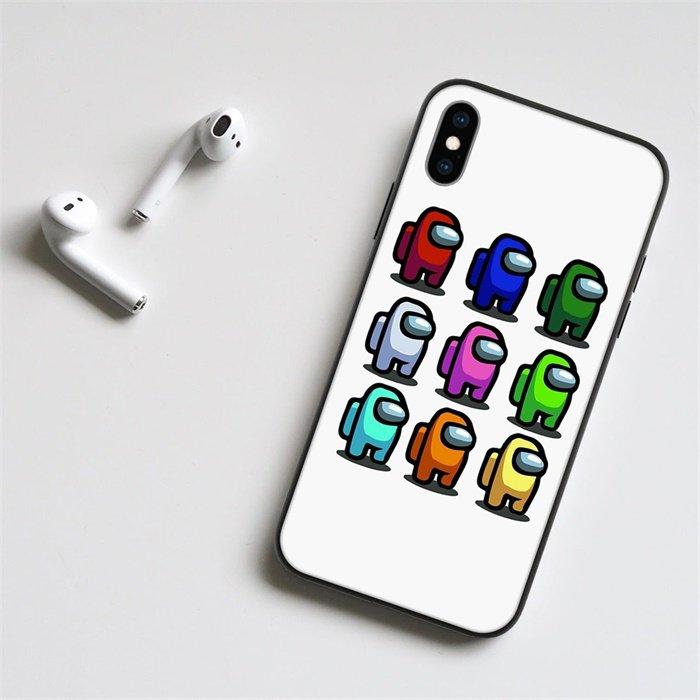 Among Us LED Phone Case For iPhone