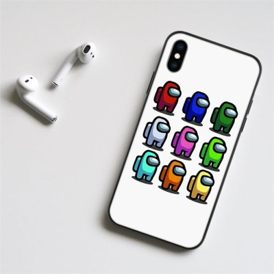 Among Us LED Phone Case For iPhone