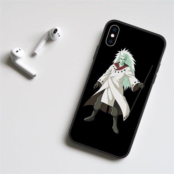 Madara Uchiha LED Phone Case For iPhone