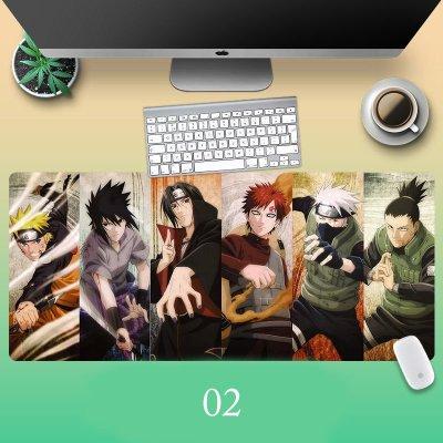 Anime Naruto Sasuke Itachi Mouse Pad