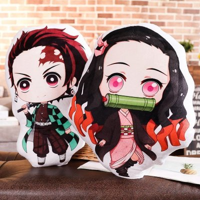 Anime Demon Slayer Pillow 45cm/17.7inch